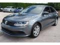 Volkswagen Jetta S Platinum Gray Metallic photo #5