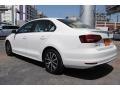 Volkswagen Jetta SE Pure White photo #7
