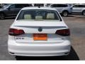 Volkswagen Jetta SE Pure White photo #8