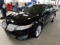 Lincoln MKS AWD Sedan Tuxedo Black Metallic photo #1