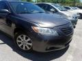 Toyota Camry XLE V6 Magnetic Gray Metallic photo #4