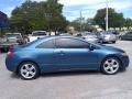 Honda Civic LX Coupe Atomic Blue Metallic photo #2