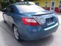 Honda Civic LX Coupe Atomic Blue Metallic photo #5