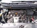 Honda Civic LX Coupe Atomic Blue Metallic photo #17