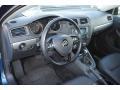Volkswagen Jetta SE Silk Blue Metallic photo #15