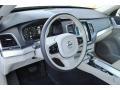 Volvo XC90 T6 AWD Momentum Luminous Sand Metallic photo #14
