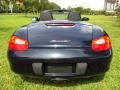 Porsche Boxster  Ocean Blue Metallic photo #7