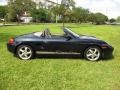 Porsche Boxster  Ocean Blue Metallic photo #11