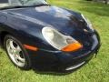 Porsche Boxster  Ocean Blue Metallic photo #35