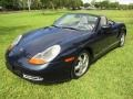 Porsche Boxster  Ocean Blue Metallic photo #37