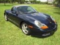 Porsche Boxster  Ocean Blue Metallic photo #43