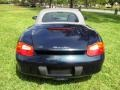 Porsche Boxster  Ocean Blue Metallic photo #49