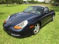 Porsche Boxster  Ocean Blue Metallic photo #56