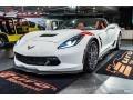 Chevrolet Corvette Grand Sport Coupe Arctic White photo #7