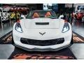 Chevrolet Corvette Grand Sport Coupe Arctic White photo #8
