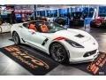 Chevrolet Corvette Grand Sport Coupe Arctic White photo #9