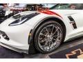Chevrolet Corvette Grand Sport Coupe Arctic White photo #14