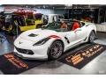 Chevrolet Corvette Grand Sport Coupe Arctic White photo #15
