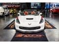 Chevrolet Corvette Grand Sport Coupe Arctic White photo #16