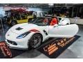 Chevrolet Corvette Grand Sport Coupe Arctic White photo #21