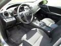 Mazda MAZDA3 i Sport 4 Door Liquid Silver Metallic photo #12