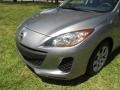 Mazda MAZDA3 i Sport 4 Door Liquid Silver Metallic photo #30
