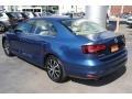 Volkswagen Jetta SE Silk Blue Metallic photo #6