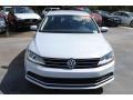 Volkswagen Jetta S White Silver photo #3
