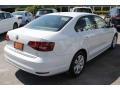Volkswagen Jetta S White Silver photo #9
