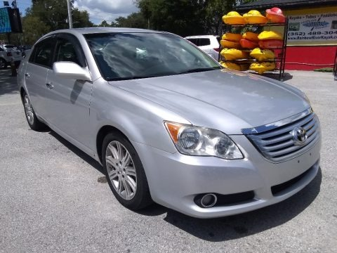 Classic Silver Metallic 2009 Toyota Avalon Limited
