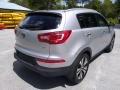 Kia Sportage EX AWD Bright Silver photo #3