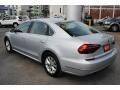 Volkswagen Passat S Sedan Reflex Silver Metallic photo #6