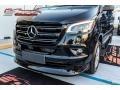 Mercedes-Benz Sprinter 3500 Passenger Van Conversion Black Blue photo #31