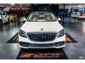 Mercedes-Benz S Maybach S650 designo Cashmere White Magno (Matte) photo #4