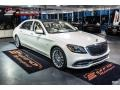 Mercedes-Benz S Maybach S650 designo Cashmere White Magno (Matte) photo #5
