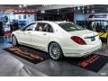 Mercedes-Benz S Maybach S650 designo Cashmere White Magno (Matte) photo #7