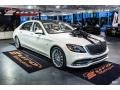Mercedes-Benz S Maybach S650 designo Cashmere White Magno (Matte) photo #12