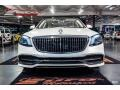 Mercedes-Benz S Maybach S650 designo Cashmere White Magno (Matte) photo #27