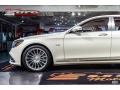 Mercedes-Benz S Maybach S650 designo Cashmere White Magno (Matte) photo #31