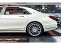 Mercedes-Benz S Maybach S650 designo Cashmere White Magno (Matte) photo #41