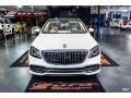 Mercedes-Benz S Maybach S650 designo Cashmere White Magno (Matte) photo #42