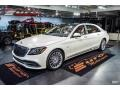 Mercedes-Benz S Maybach S650 designo Cashmere White Magno (Matte) photo #43