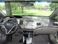 Honda Civic EX Sedan Alabaster Silver Metallic photo #4