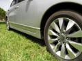 Honda Civic EX Sedan Alabaster Silver Metallic photo #15