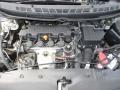 Honda Civic EX Sedan Alabaster Silver Metallic photo #19
