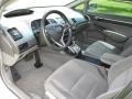 Honda Civic EX Sedan Alabaster Silver Metallic photo #32