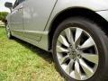 Honda Civic EX Sedan Alabaster Silver Metallic photo #33