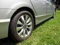 Honda Civic EX Sedan Alabaster Silver Metallic photo #47