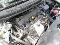 Honda Civic EX Sedan Alabaster Silver Metallic photo #56