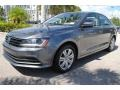 Volkswagen Jetta S Platinum Gray Metallic photo #5